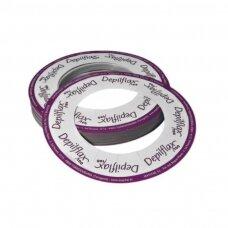 Popierinis žiedas depiliacijos vaškui skardinėse, 10 vnt.