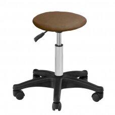 Frotinis meistro kėdutės užvalkalas rudos spalvos Nr. 30