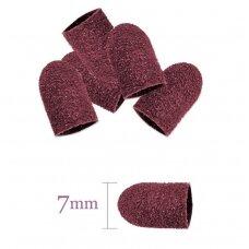 Abrazyvinis antgalis 7mm/60, 10 vnt, rožinės spalvos