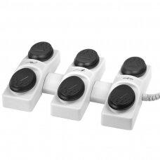 Valdymo pedalas kosmetologinems lovoms AZZURRO (modeliams su 3 varikliais)