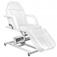 Elektrinė pedikiūro kėdė AZZURRO 673AS PEDI, 1 variklis, balta