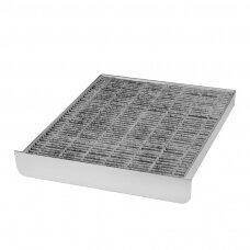 Dulkių surinkėjo filtras J29/J31, sidabrinis