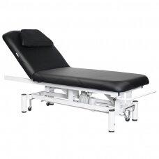 Elektrinis masažo stalas AZZURO 684 1, juodas