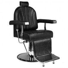 Barberio kėdė, juoda SM138