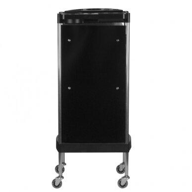 GABBIANO FX11-A kirpėjo vežimėlis, juodas 2