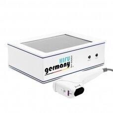 3D HIFU fokusuoto ultragarso aparatas nechirurginiam veido odos patempimui + 8 kartridžai (GERMANY) + MOKYMAI