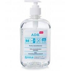 ADK-612 rankų dezinfekantas, 500ml