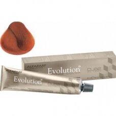 Alfaparf Evolution Cube 3D ilgalaikiai plaukų dažai 60 ml 8.4 Light copper blonde