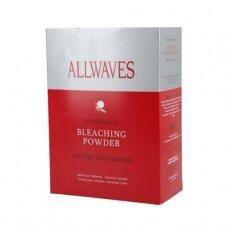 ALLWAVES plaukų šviesinimo milteliai Professionnelle Powder Bleach, 1 kg.