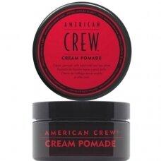 American Crew Cream Pomade Formavimo priemonė plaukams, 85 g.