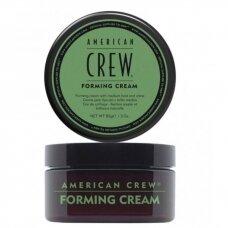 American Crew Forming Cream Vidutinės fiksacijos formavimo kremas, 85 g.