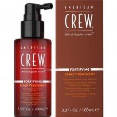 American Crew Fortifying Scalp Treatment stiprinamasis tonikas plaukams, 100 ml.