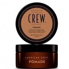 American Crew Pomade Vidutinės fiksacijos formavimo priemonė su žvilgesiu, 50 g.