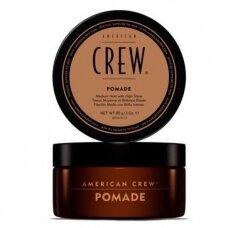 American Crew Pomade Vidutinės fiksacijos formavimo priemonė su žvilgesiu, 85 g.