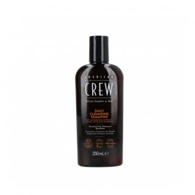 AMERICAN CREW Daily Cleansing šampūnas, 250 ml.
