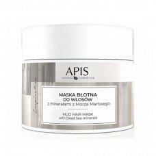 APIS INSPIRATION plaukų kaukė su jūriniais alginatais ir kolagenu, 200 ml.
