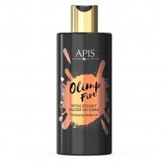 APIS OLIMP FIRE vitalizuojantis kūno aliejus, 300 ml.