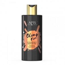 APIS OLIMP FIRE vitalizuojantis rankų kremas, 300 ml.