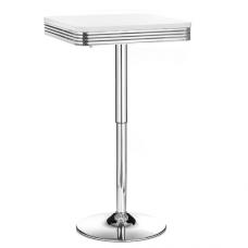 Baro staliukas, baltas