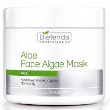 BIELENDA drėkinanti alginatinė veido kaukė su alijošiumi, 190 g.