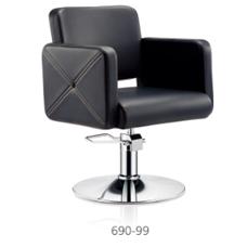 HAIR SYSTEM kirpyklos kėdė HS99, juoda
