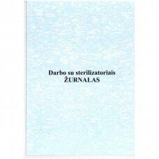 Darbo su sterilizatoriais žurnalas