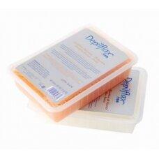 DEPILFLAX 100 Apelsinų - persikų parafinas 500 g.