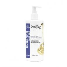 DEPILFLAX emulsija po depiliacijos cukrumi, 400 ml