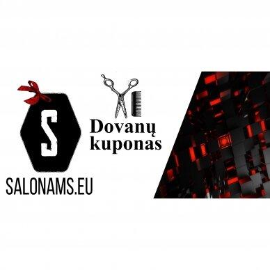 Dovanų kuponas Salonams.eu