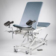 Elektrinė ginekologijos lova, 19 galimos čiužinio spalvos