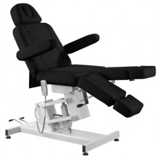 Elektrinė kosmetologinė kėdė az706P1, juoda