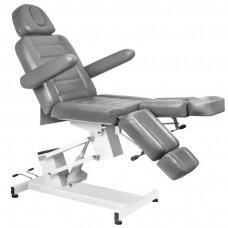 Elektrinė kosmetologinė kėdė az706P1, pilka