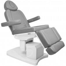 Elektrinė kosmetologinė kėdė AZ708a4sm pilka