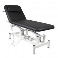 Elektrinė masažo lova 079 1, juoda