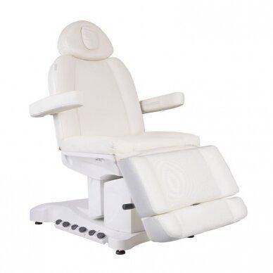 Elektrinį kosmetologinė lova AZZURRO 708B EXCLUSIVE 4 variklių, su šildymo funkcija