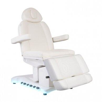 Elektrinį kosmetologinė lova AZZURRO 708B EXCLUSIVE 4 variklių, su šildymo funkcija 3