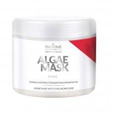 FARMONA ALGAE alginatinė dumblių kaukė su hialurono rūgštimi, 500 ml.