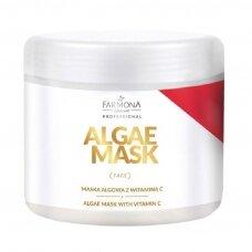 FARMONA ALGAE alginatinė dumblių kaukė su vitaminu C, 500 ml.