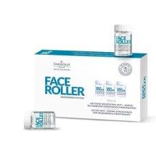 FARMONA FACE ROLLER koncentratas veidui anti-age nuo senėjimo, mezoterapijai, 5 x 5 ml.