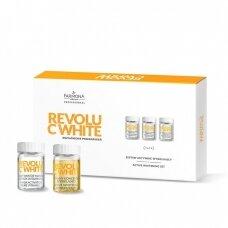 Farmona Revolu C White komplektas aktyviam veido balinimui