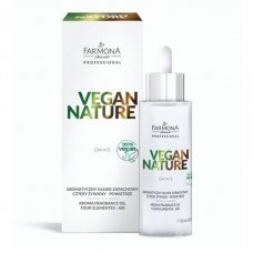 FARMONA VEGAN NATURE WATER aromatinis aliejus, 30 ml.