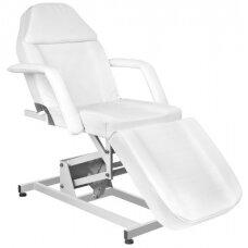 Funkcionali, patvari kosmetologinė kėdė-lova, valdoma elektra