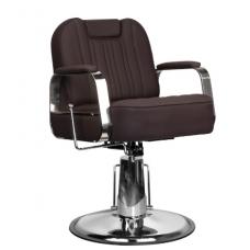 GABBIANO RUFO barberio kėdė, ruda