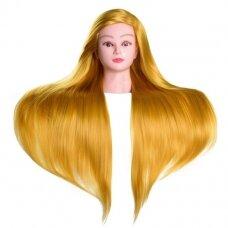 Galva mokymams IZA GINTARS, terminiai plaukai