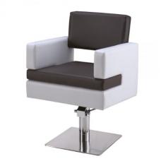 Hidraulinė kirpyklos kėdė, GINA (spalvas galima rinktis)