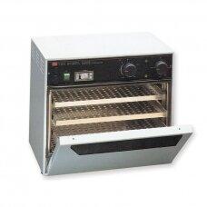 ITALIŠKAS karšto oro sterilizatorius TAU 18 STERIL (telpa 16 vokų)