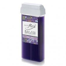 ITALWAX FLEX VINE depiliacijos vaškas kasetėje, 100 ml