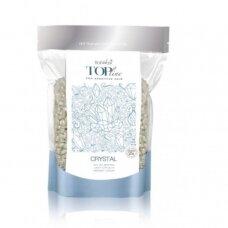 ITALWAX TOP LINE CRYSTAL depiliacinis vaškas granulėmis jautriai odai, 750 g.