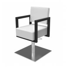 Kirpyklos kėdė CRUDO (plati apmušalų paletė)