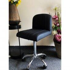 Kirpyklos kėdė GABBIANO, juoda